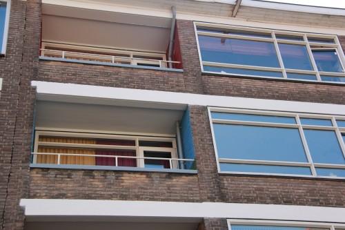 Onderhoud - beton werkzaamheden - Halstraat Rotterdam - 04 - resultaat